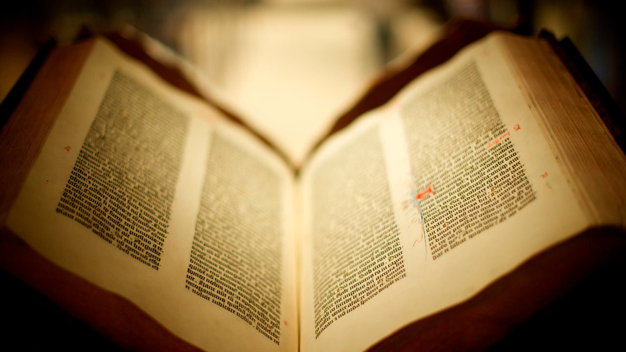 O Cânon das Sagradas Escrituras