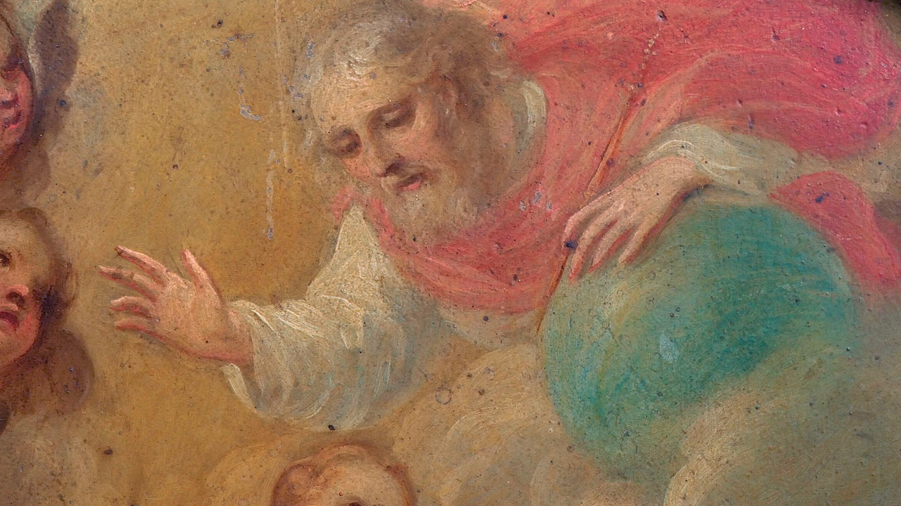 Deus, 'Aquele que é', é verdade e amor