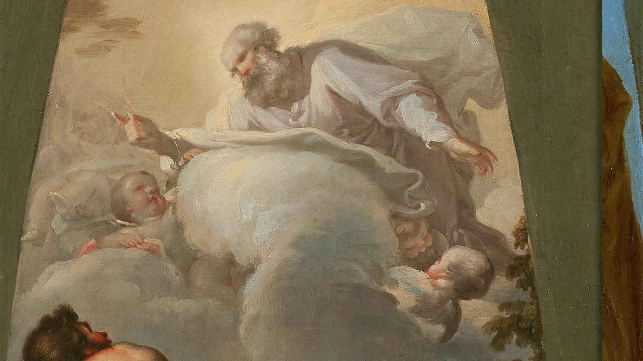 Deus realiza o seu projeto: A Divina Providência