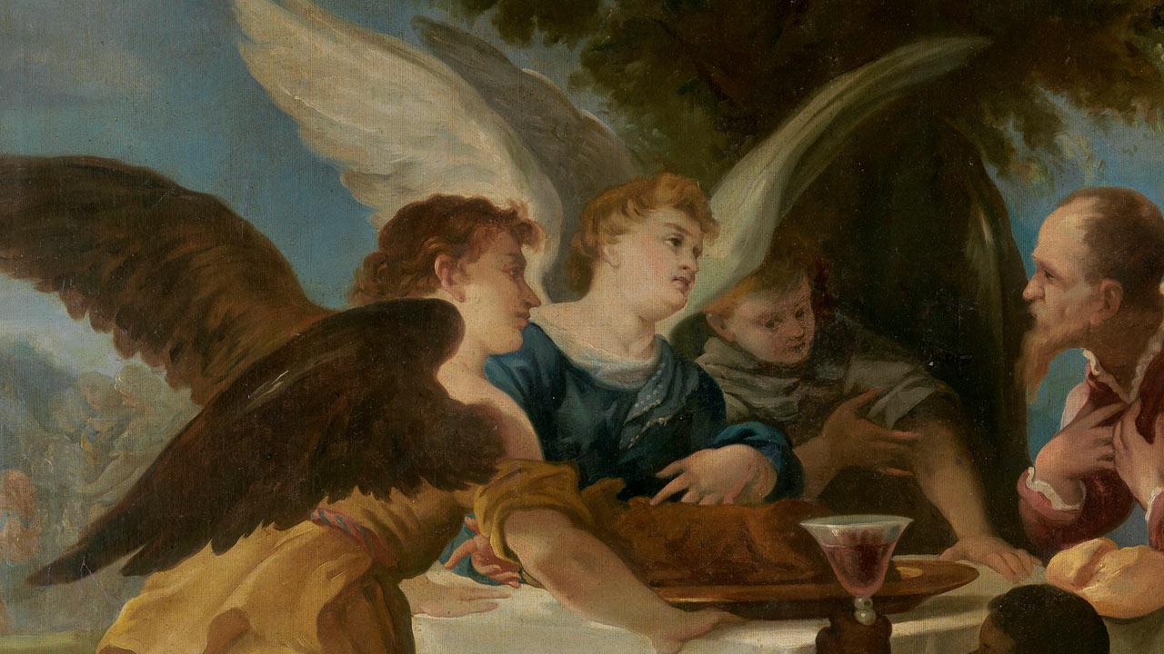 Os anjos na vida da Igreja