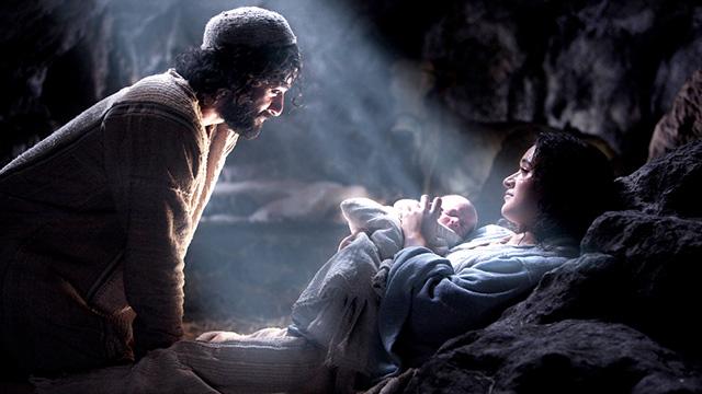 ...nascido da Virgem Maria
