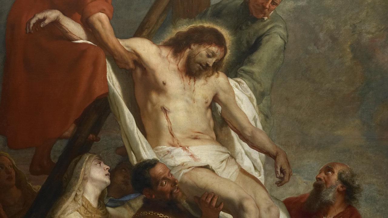 Cristo ofereceu-Se a Si mesmo ao Pai pelos nossos pecados