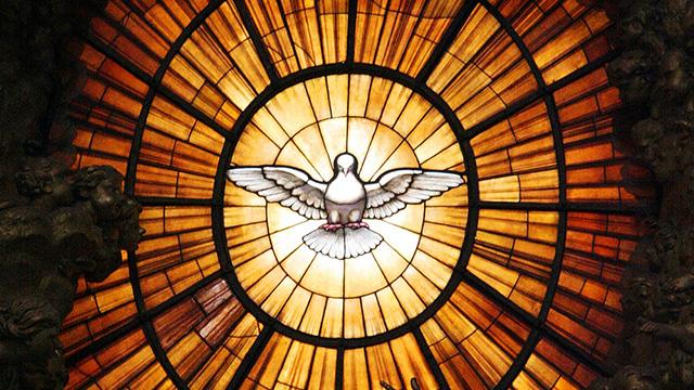 Creio no Espírito Santo