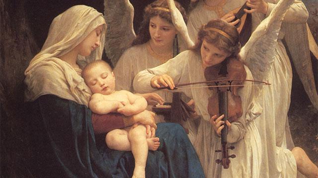 Maria, Mãe de Cristo, Mãe da Igreja