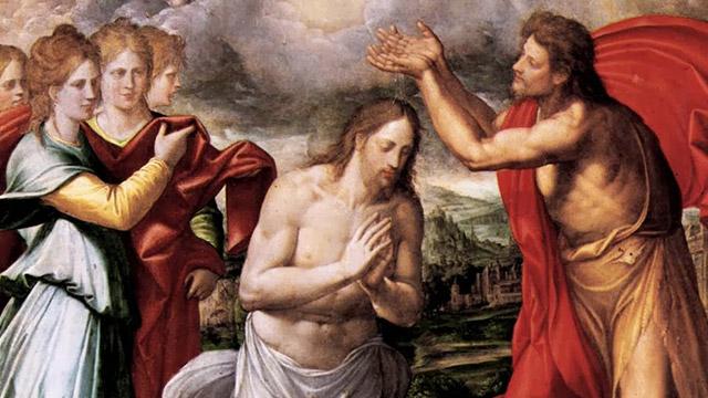 A graça do Batismo