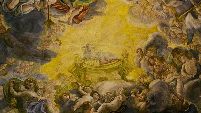 O matrimônio eterno de Deus com a humanidade