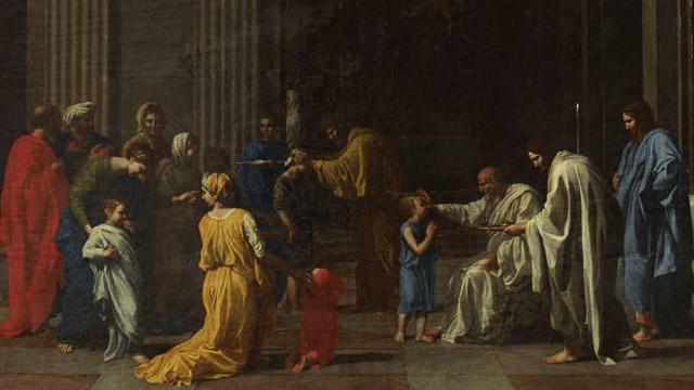 O sacramento da Confirmação