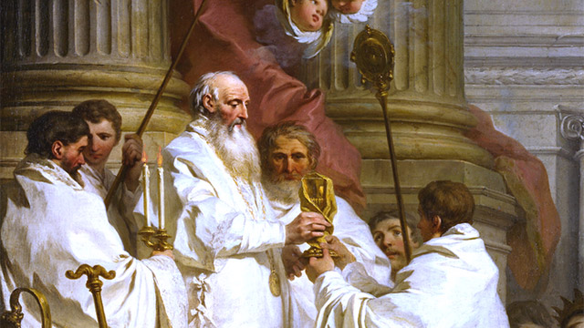 A polêmica do ofertório no Missal de Paulo VI