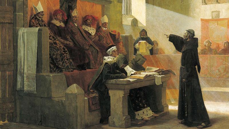 A Inquisição Medieval
