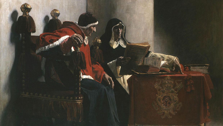 A lenda negra da Inquisição