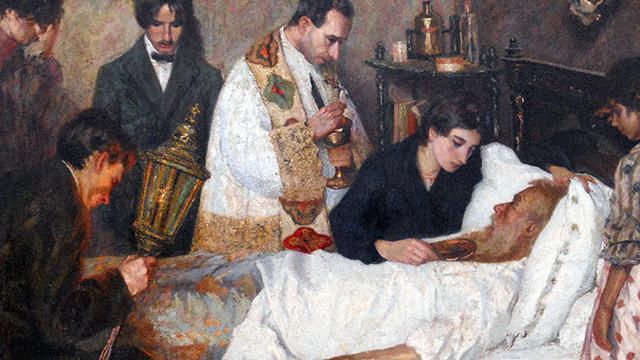 A Unção dos Enfermos