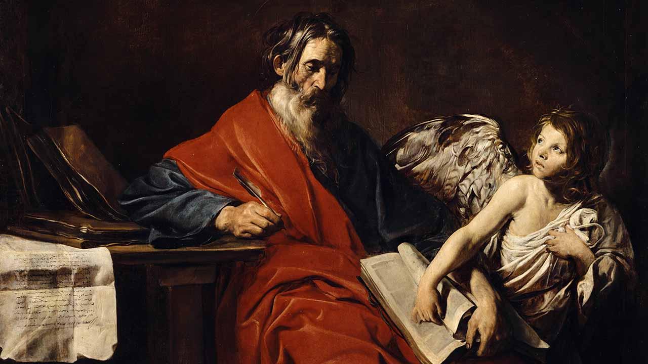 Estrutura do evangelho de São Mateus