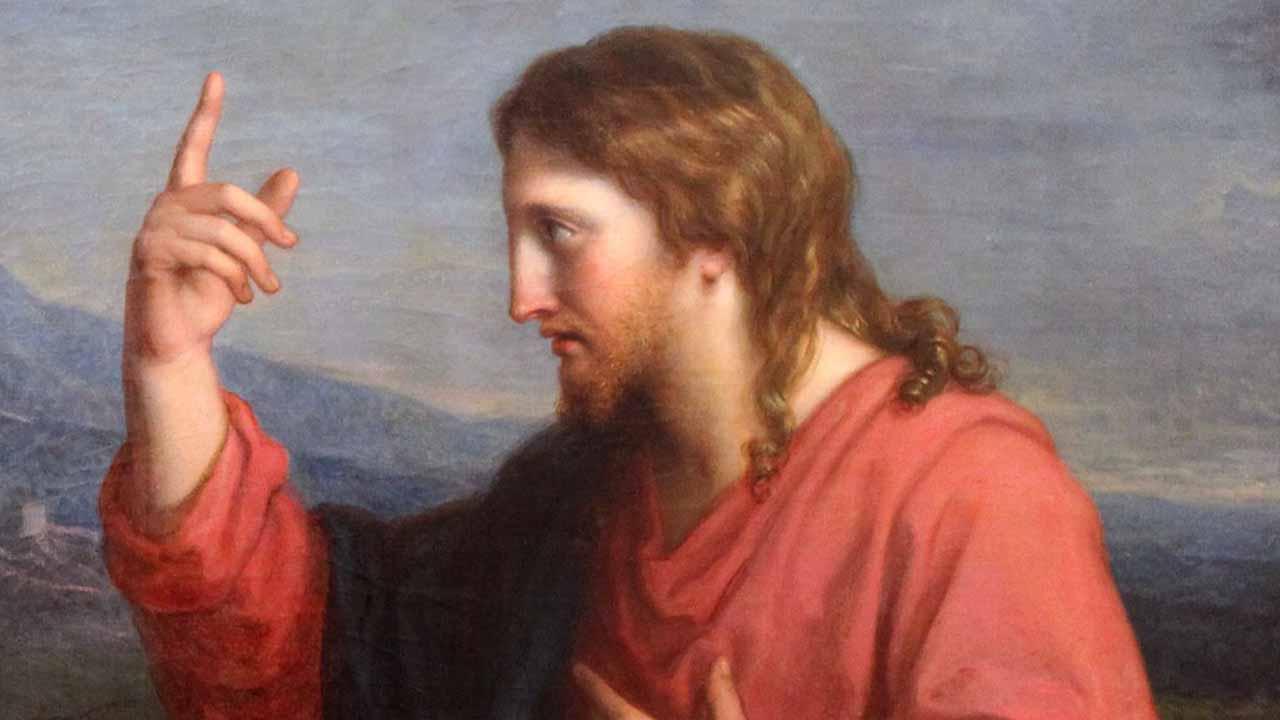 O sermão das parábolas