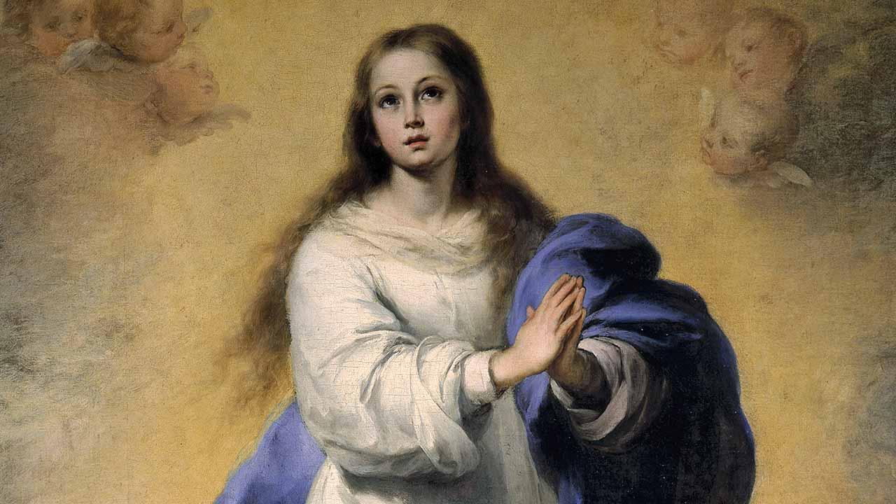 A imitação das virtudes de Maria