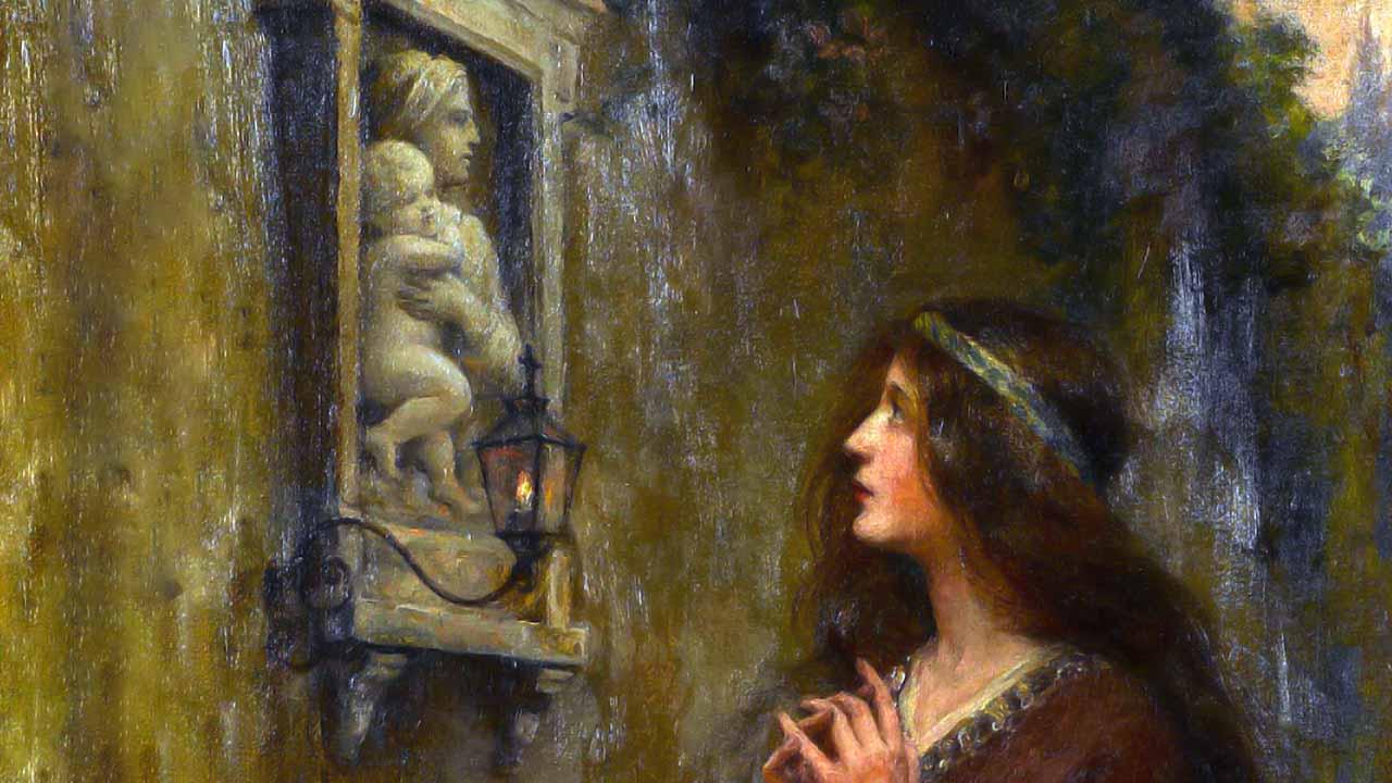É necessário ser devoto da Virgem Maria?
