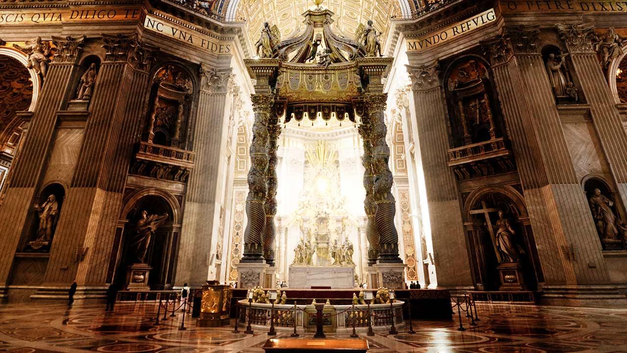 Creio na Santa Igreja Católica