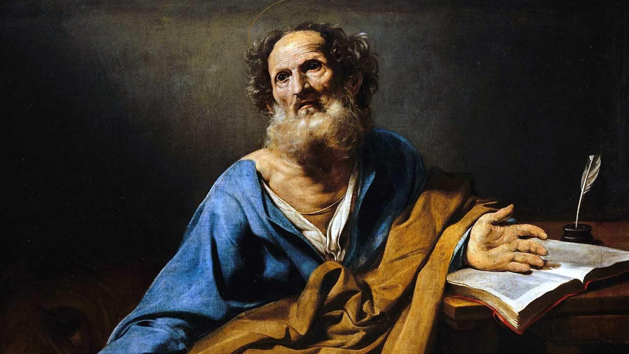 O Evangelho segundo São Marcos