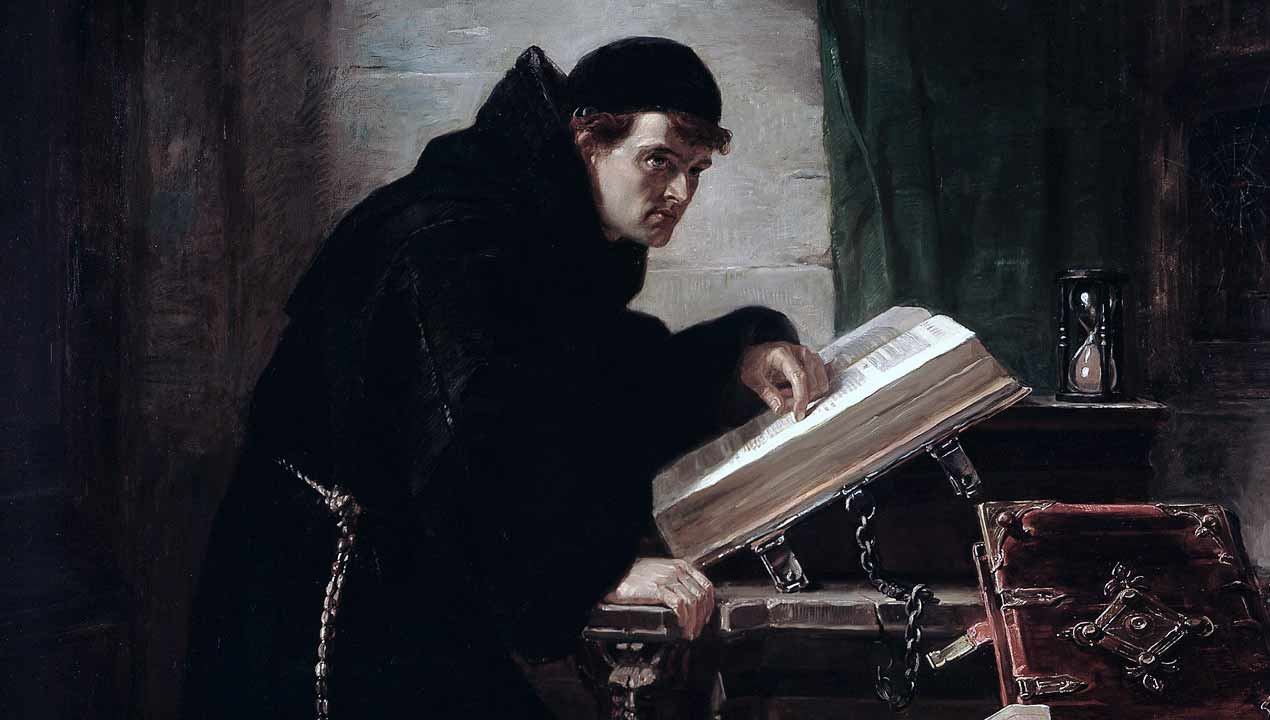 Lutero Antimetafísico