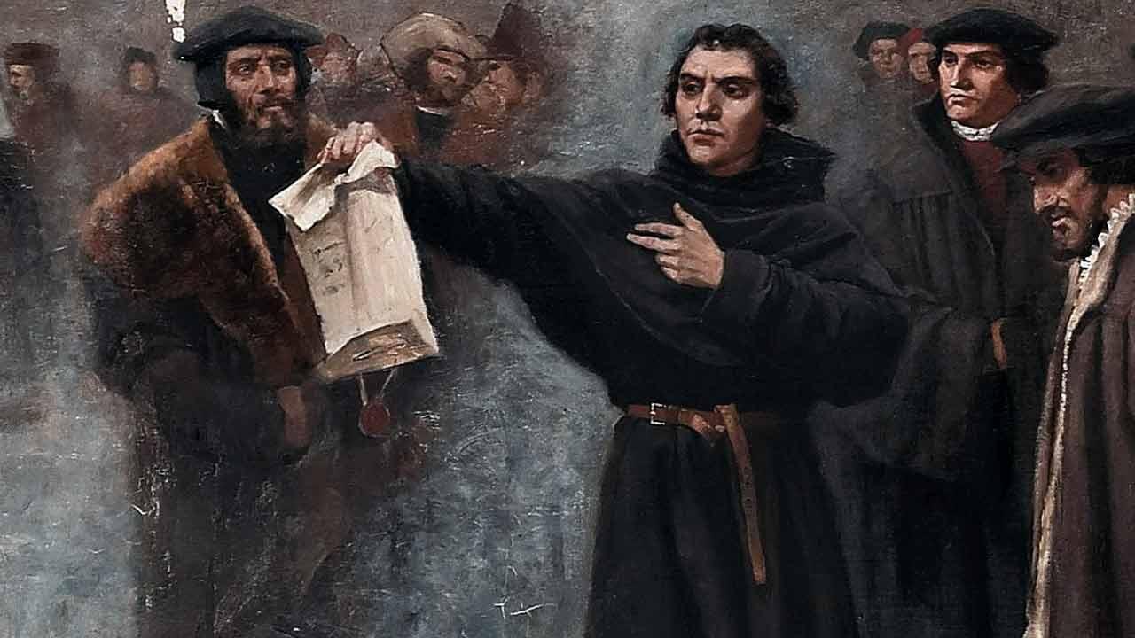 Lutero Protestante