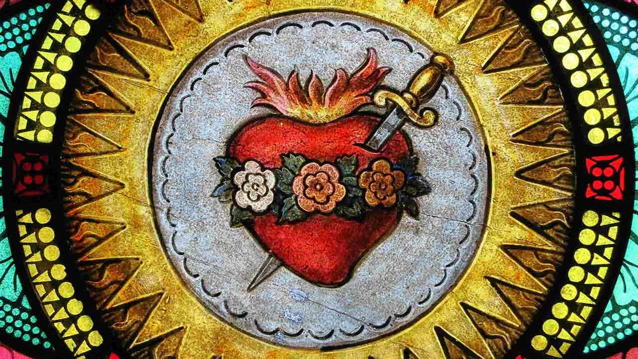 O Imaculado Coração de Maria