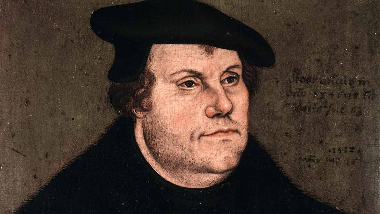 Lutero Contraditório