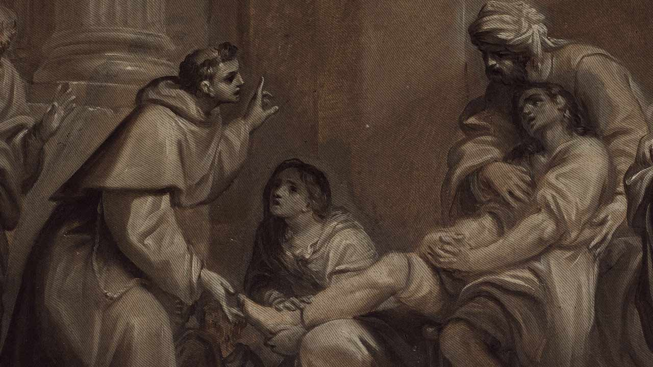 Pregador e taumaturgo