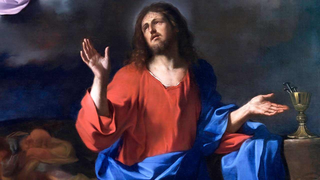 A oração de Cristo