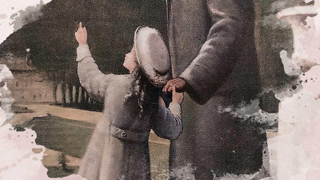 A pequena Teresa