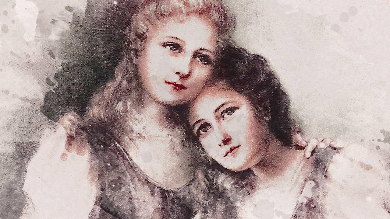 Carmelita, esposa e mãe