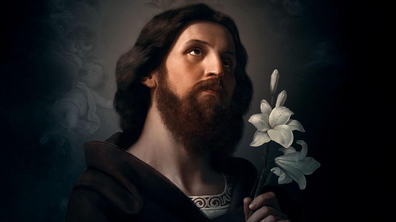 São José, profetizado e preparado por Deus