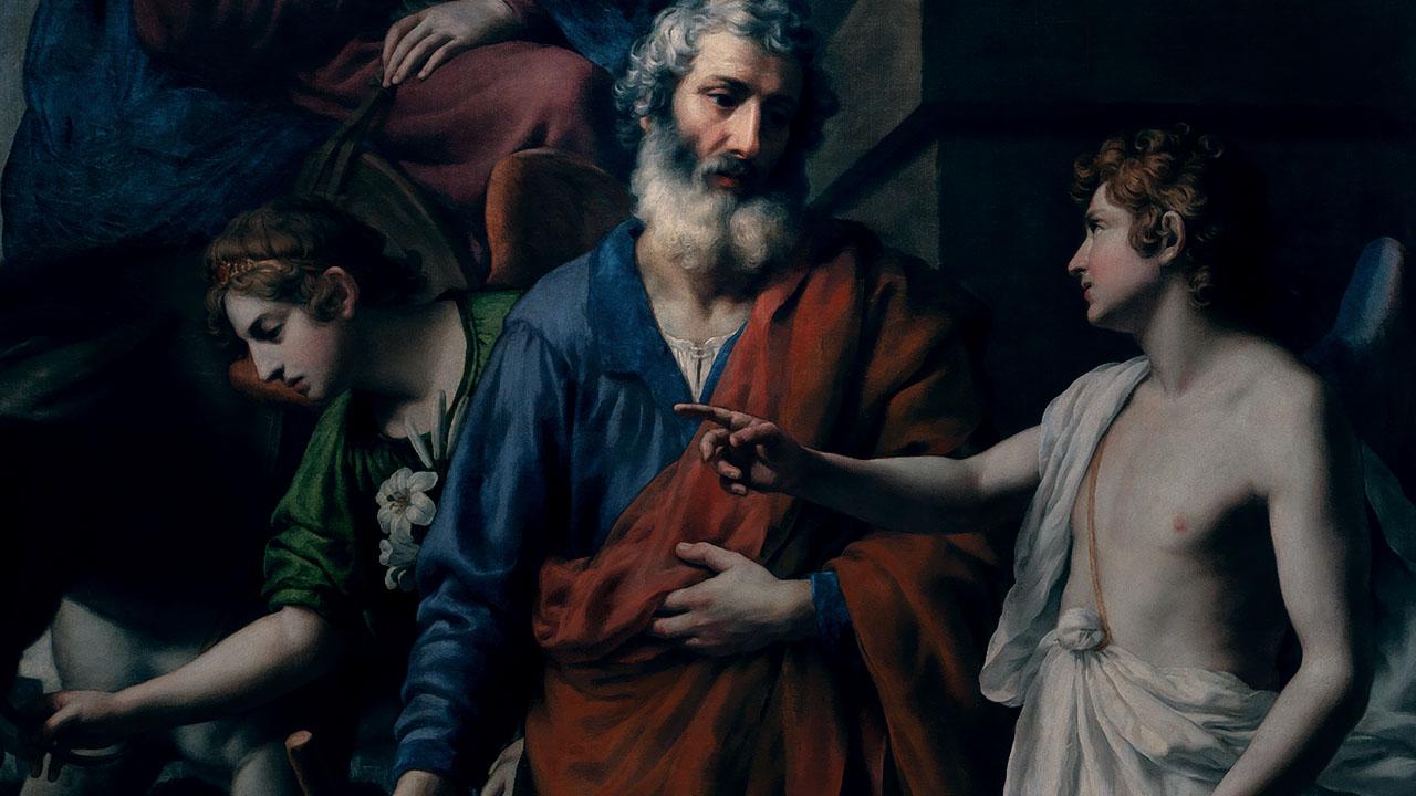 A perda e o encontro de Jesus no Templo