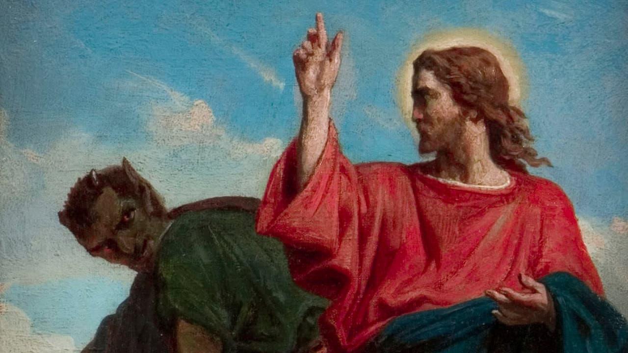 Cristo e os demônios