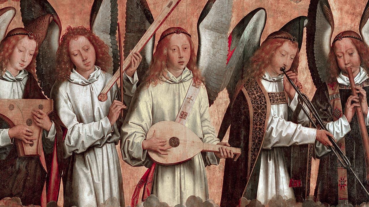 Os nove coros angélicos