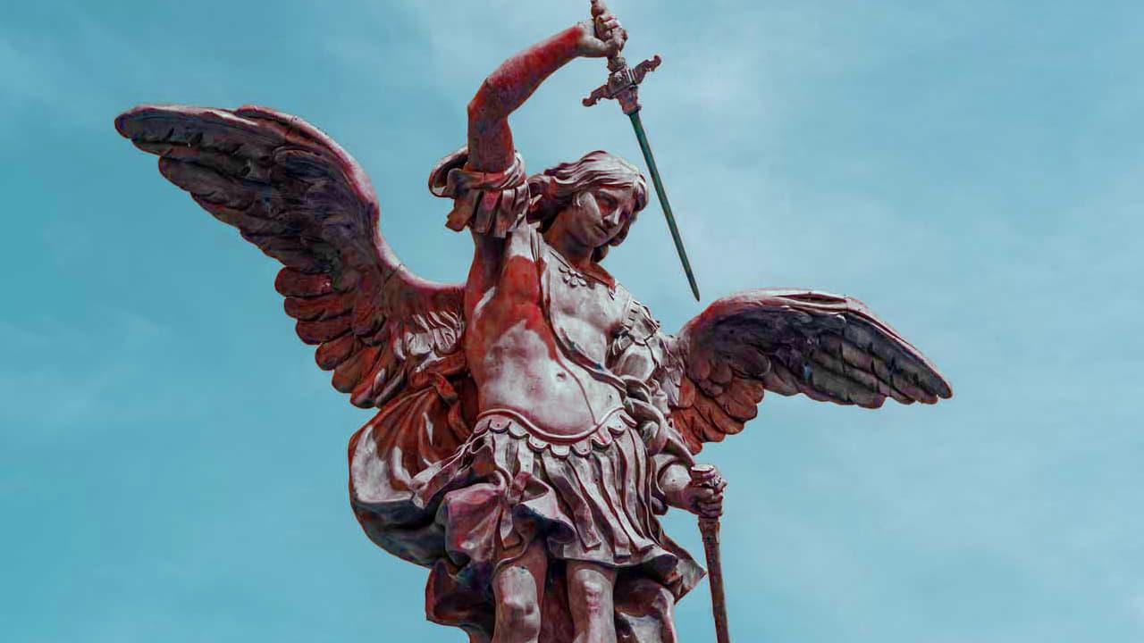 A linguagem dos anjos e o governo do universo