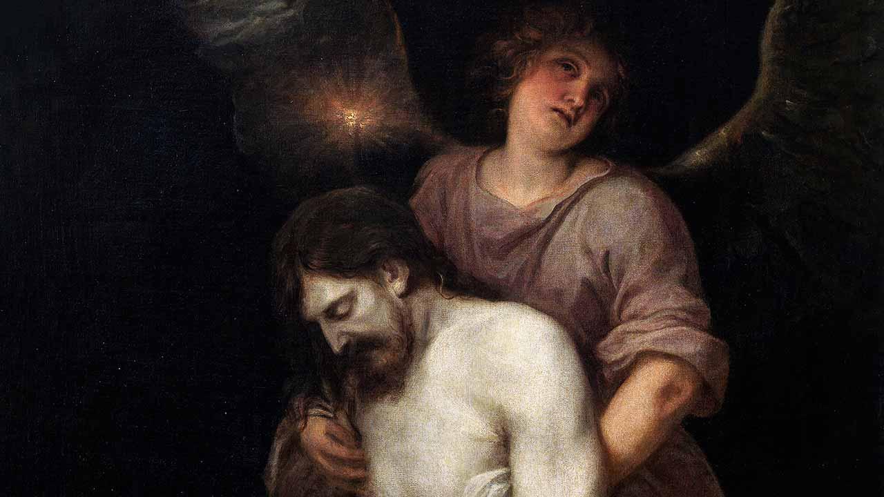 Jesus ou os Santos Anjos: quem nos protege?
