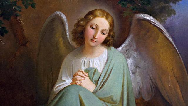 Qual a missão dos anjos da guarda?