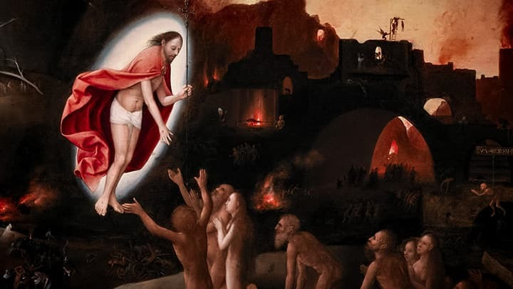 "A descida de Jesus ""aos infernos"""