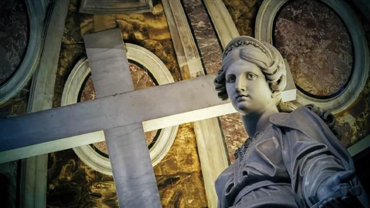 História, lendas e relíquias da Vera Cruz