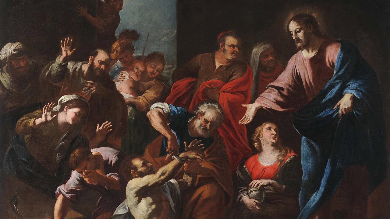 Segunda-feira da 5.ª Semana do Tempo Comum (P) - O Tempo da Igreja