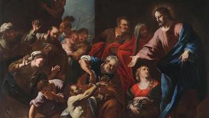 138. Segunda-feira da 5.ª Semana do Tempo Comum (P) - O Tempo da Igreja