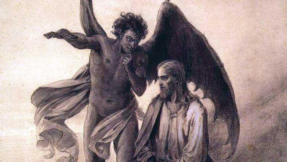 As tentações de Cristo e as nossas tentações