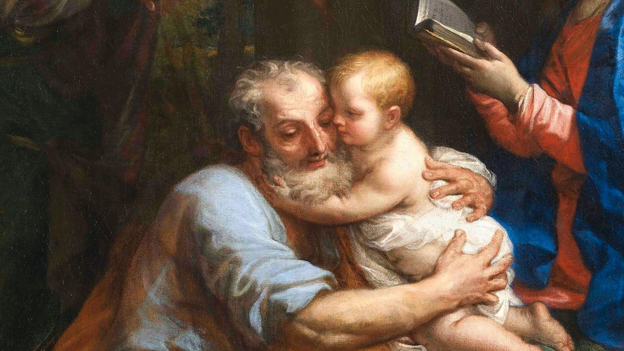 São José, esposo de Nossa Senhora