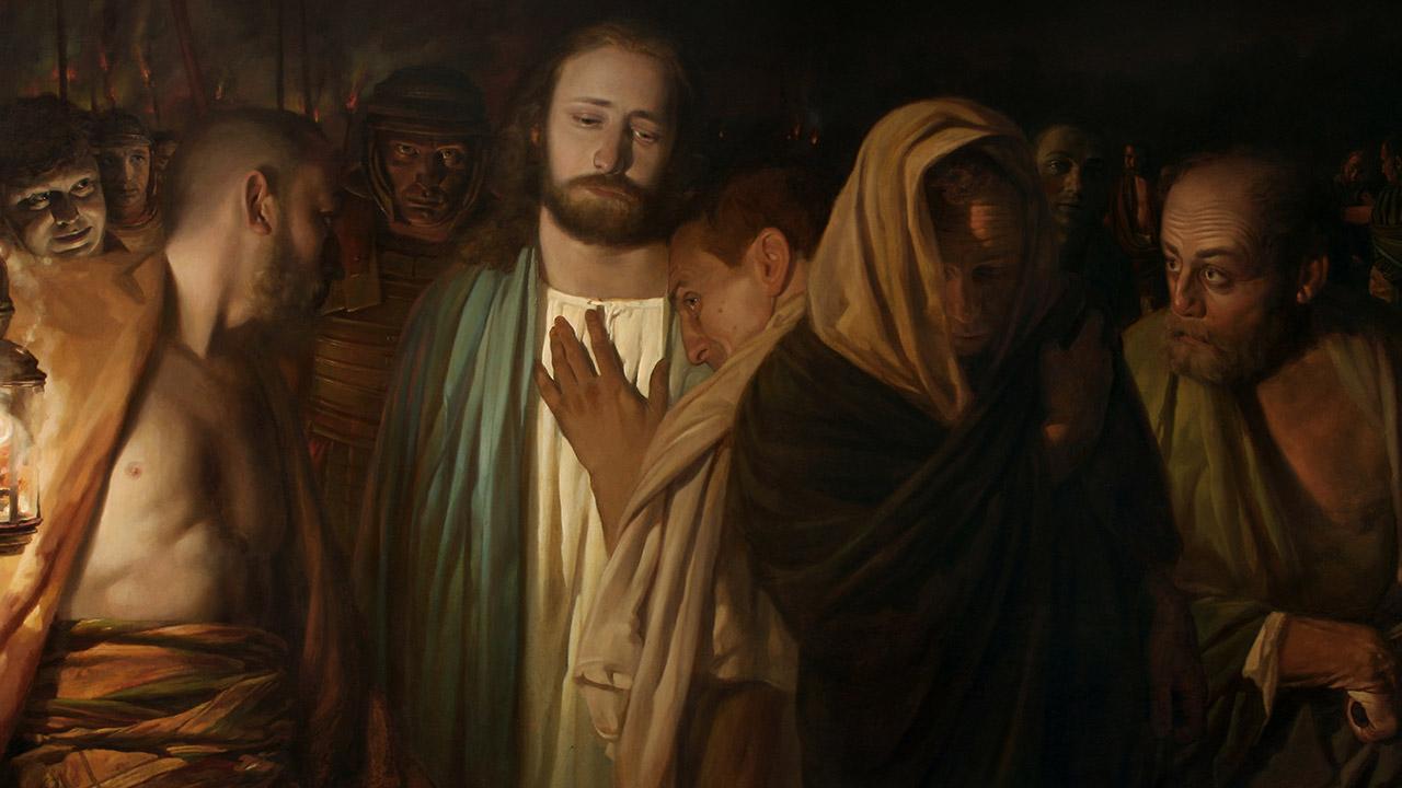 A dureza de Judas