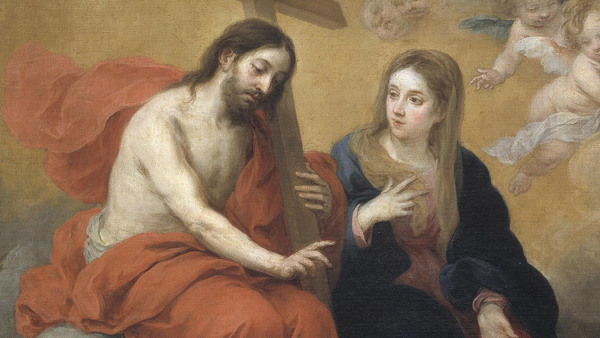 Jesus, alimento da vida eterna