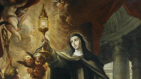 Fé e Eucaristia