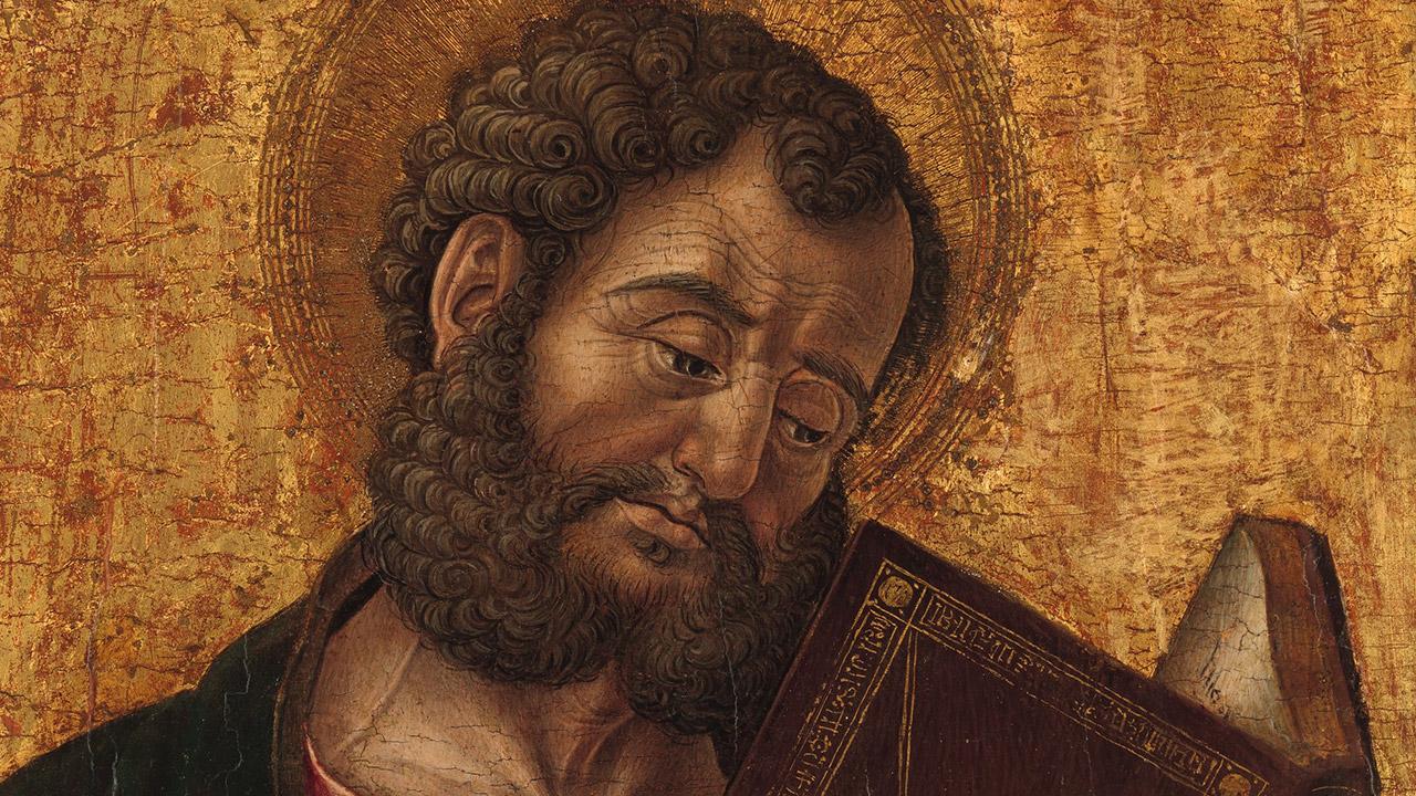 Festa de São Marcos, Evangelista