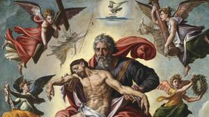 141. A Santíssima Trindade e nossa vida interior