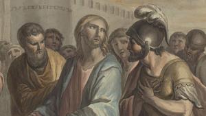 142. O centurião que acreditava em Jesus de Nazaré