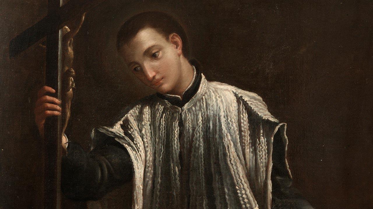 A vida de São Luís Gonzaga