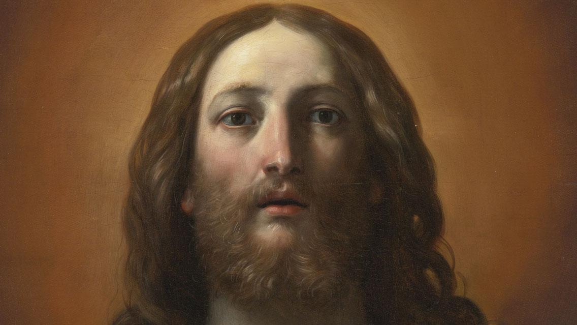 O rosto endurecido de Cristo